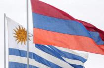 Consulate of Uruguay to open in Yerevan