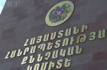 Conscript Ghazaryan had no injuries before appearing on Azerbaijani territory: Investigative Committee