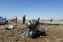 Իրանում ուսումնավարժական ինքնաթիռ է կործանվել, զոհվել է երկու մարդ