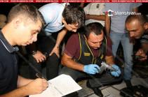 Երևանում զինված «ռազբորկայի» կանխման հետևանքով կան մեկ տասնյակից ավելի բերման ենթարկվածներ