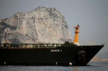 Iran oil tanker: Gibraltar orders release of Grace 1
