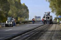 Վանաձոր-Ալավերդի-Բագրատաշեն ավտոճանապարհը բեռնատարների համար փակ է. Կատարվում են շինաշխատանքներ