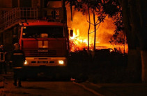 При пожаре в отеле Одессы погибли 8 человек