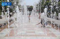 Жара в Армении не отступает: на этой неделе ожидается до +40°C
