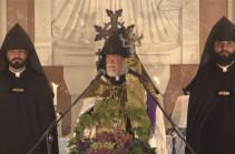 Բացարձակորեն դեմ եմ. Արամ Ա Կաթողիկոսը՝ Ստամբուլյան կոնվենցիայի մասին (Տեսանյութ)