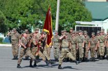Պաշտպանության բանակում մեկնարկել է 2019թ. բանակային ուսումնական տարվա երկրորդ կիսամյակը