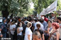 Мы не допустим эксплуатации рудника, пусть занимаются манипуляциями, сколько хотят – Ани Хачатрян