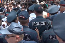 Сотрудники полиции подвергли приводу эколога Ани Хачатрян