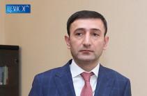 Suspension of Amulsar mine exploitation bad impulse for potential investors: Babken Tunyan