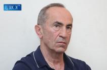 Адвокаты экс-президента Роберта Кочаряна пока не получили официального уведомления о передаче дела другому судье