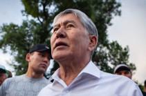 Суд продлил срок ареста Атамбаева