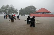 Ливни и наводнения на севере Индии унесли за два дня жизни 58 человек
