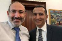 Роберт Гукасян из села Калаван назначен советником премьер-министра Армении