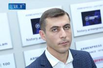 Из-за отсутствия осадков на всей территории Армении сформировался повышенный уровень пожарной ситуации – Гагик Суренян