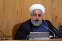 Iran president: international waterways won't be as safe if Iran oil exports cut to zero
