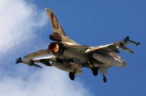 Израиль нанес удар с самолетов по сектору Газа