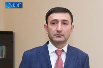 Referendum not the best variant to solve Amulsar issue: Babken Tunyan