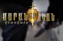 Ոստիկանները բացահայտել են Լերմոնտովո գյուղում կատարված դանակահարությունը (Տեսանյութ)
