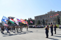 Ceremony of founding affiliate of the Armenian General Gymnastic Union takes place in Stepanakert