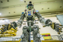 Russia sends humanoid robot to International Space Station on unmanned Soyuz spacecraft