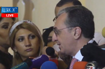 Negotiations with Azerbaijan continue: Armenia's FM