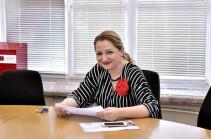Диана Галоян назначена врио ректора АГЭУ