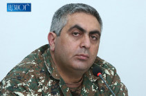 Neither of serviceman receive serious injuries as a result of traffic accident in Armenia's Tavush