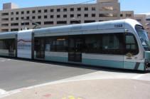 В Калифорнии сошел с рельсов скоростной трамвай