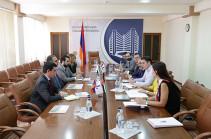 Քննարկվել է Երևանում կառուցվելիք երկնաքերի հայեցակարգը