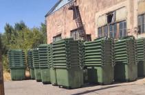 Երևանը 600 նոր աղբաման ունի