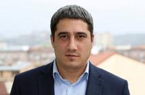 ԱԺ «Իմ քայլը» խմբակցության պատգամավոր Էդգար Առաքելյանը որոշել է մանդատը վայր դնել