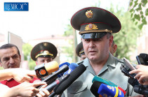 No tension in relations with defense minister: Chief of General Staff of Armenian Armed Forces
