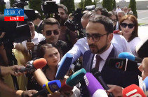 Deputy PM on Amulsar: I have only one interest – protection of state interest