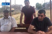 Գորայք համայնքի բնակիչները պահանջում են բացահայտել հանքի ճանապարհը փակողների ֆինանսավորողներին (Տեսանյութ)