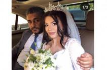 Դերասանուհի Լիկա Սալմանյանն ու նախարարի խորհրդական Աշոտ Սարգսյանն ամուսնացել են (Լուսանկարներ)