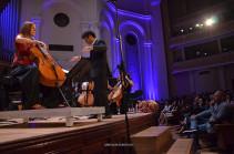 Տիգրան Մանսուրյանը մեր ժամանակների ամենակարևոր կոմպոզիտորներից է. Անյա Լեխներ