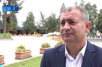 Осуществляемые в Арцахе работы после войны еще больше активизировались – Григорий Саакян (Видео)