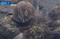 Հակառակորդը շաբաթվա ընթացքում հայ դիրքապահների ուղղությամբ արձակել է շուրջ 700 կրակոց. ՊԲ