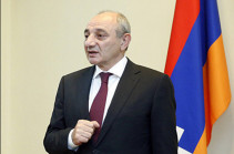 Disagreements with Armenia should not qualified as tragedy: Artsakh president