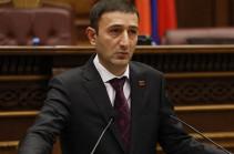 «Բարգավաճ Հայաստանի» բերած նախագիծը չար է՝ բյուջեի միջոցներն անհարկի վատնելու է. Բաբկեն Թունյան