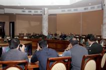 Երևանում անցկացվում է Ռազմական սպորտի միջազգային խորհրդի ամենամյա համաժողով