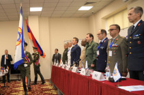 ՀՀ պաշտպանության նախարարը մասնակցել է Ռազմական սպորտի միջազգային խորհրդի համաժողովին