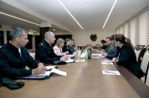 Հայաստանը Միացյալ Նահանգների համար կարևոր գործընկեր է. ԱՄՆ պաշտպանության քարտուղարի փոխտեղակալ