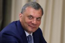 Ռուսաստանը դեմ չէ, որ Ադրբեջանը դիտորդի կարգավիճակ ստանա ՀԱՊԿ-ում, Երևանում հայտարարել է ՌԴ փոխվարչապետը (Տեսանյութ)