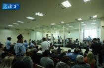 Судья Анна Данибекян удалилась в совещательную комнату