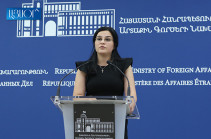 Armenian, Azerbaijani FMs agree to Minsk Group co-chairs' proposal to meet