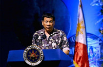'Hit them!': Duterte tells Filipinos to shoot corrupt officials, promises no prison time