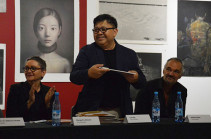 Երևանում տեղի ունեցավ Գեղարվեստական տպագրությանն երկրորդ միջազգային բիենալեի մրցանակաբաշխությունը