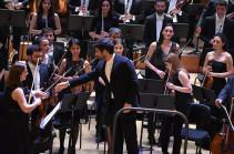 Հայաստանի պետական սիմֆոնիկ նվագախումբը ելույթ կունենա Դուբայի օպերային թատրոնում