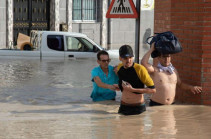 Flash floods in south-eastern Spain kill at least five